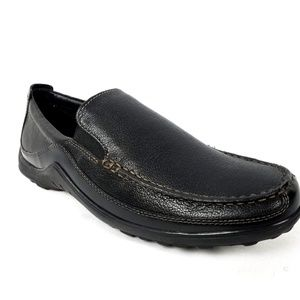 Cole Haan Mens Black Loafers 8 M Slip On Tucker